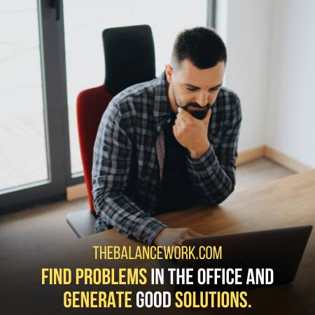 Give Potential Solutions For The Problems Of The Company