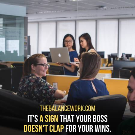 Signs Your Boss Is Competing With You