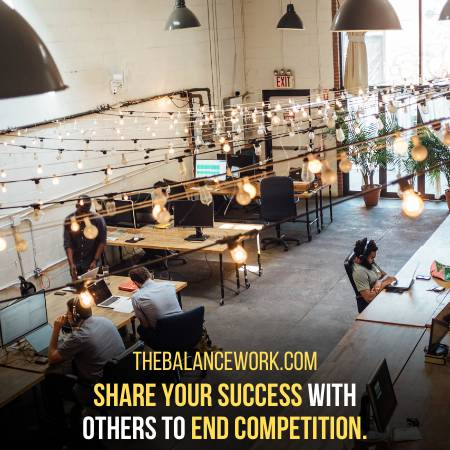 Share Inspiration To End Competition