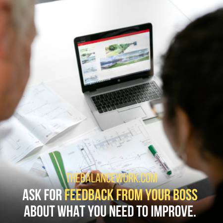 Request Your Boss To Help You Improve