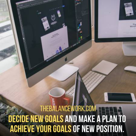 Prioritize New Goals For Your Job