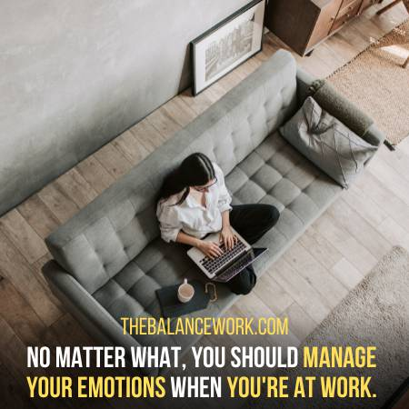 Managing Emotions Can Help