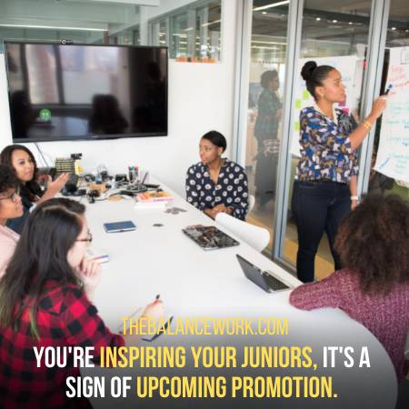 Signs Your Boss Wants To Promote You