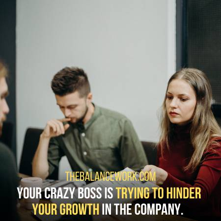 Your Growth Has Become A Threat For Them