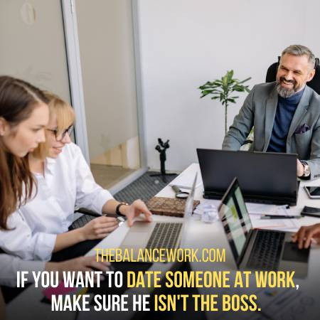 Avoid Dating Your Boss Or Employee