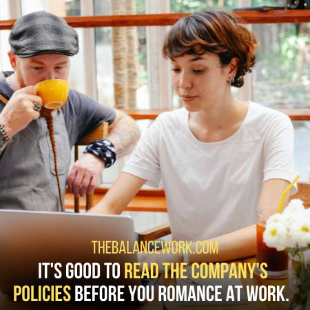 You Should Know The Dating Policies Of The Company